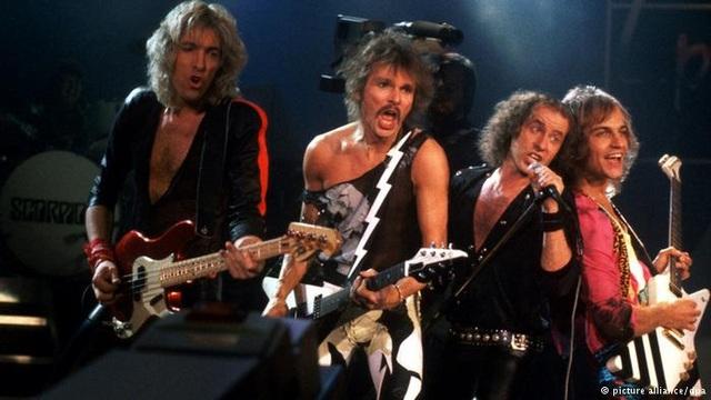 Nhóm nhạc rock Scorpions