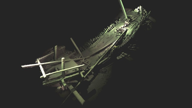 Kinh ngạc phát hiện hàng chục xác tàu đắm niên đại nghìn năm tuổi - 1