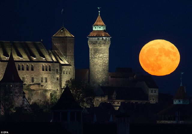 Nuremberg, Đức.