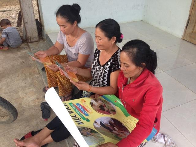 """Dự án """"Tăng cường hệ thống trợ giúp xã hội Việt Nam"""" là dự án thử nghiệm tại 4 tỉnh gồm Hà Giang, Quảng Nam, Lâm Đồng và Trà Vinh. (Ảnh minh họa)"""