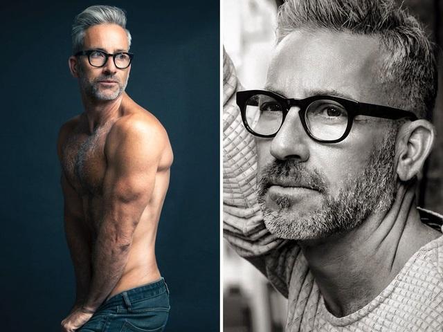 Người mẫu Mỹ Garrett Swann (47 tuổi) là một ví dụ điển hình khác cho việc tuổi tác không còn là rào cản lớn đối với nghề người mẫu. Có những người mẫu nam thậm chí sớm định hướng hình ảnh cho mình già hơn tuổi và phong cách này lại khiến họ đắt show hơn cả thời trẻ trung, phong độ nhất.
