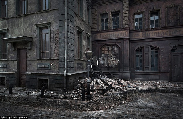 Mosfilm, hãng phim lớn nhất của Nga, đã sử dụng trường quay này để thực hiện nhiều bộ phim lịch sử về đề tài Thế chiến II suốt nhiều thập kỷ qua.
