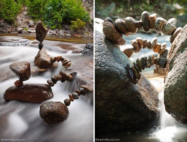 """Người nghệ sĩ kỳ diệu khiến những hòn đá cũng biết… """"thiền"""" - 2"""