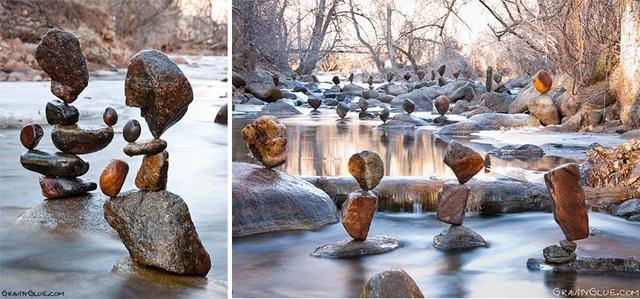 """Người nghệ sĩ kỳ diệu khiến những hòn đá cũng biết… """"thiền"""" - 4"""