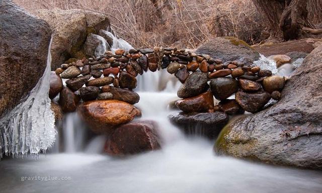 """Người nghệ sĩ kỳ diệu khiến những hòn đá cũng biết… """"thiền"""" - 5"""