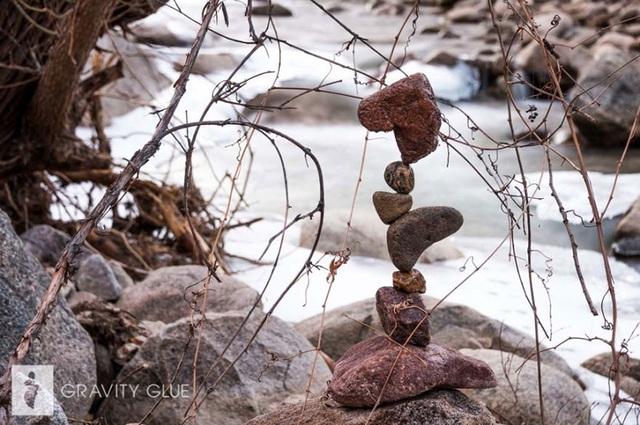 """Người nghệ sĩ kỳ diệu khiến những hòn đá cũng biết… """"thiền"""" - 7"""