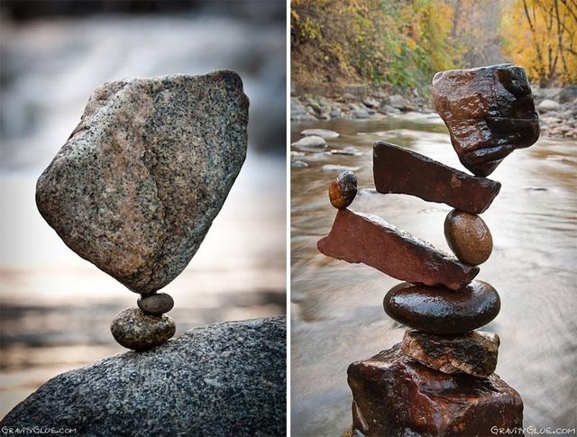 """Người nghệ sĩ kỳ diệu khiến những hòn đá cũng biết… """"thiền"""" - 8"""