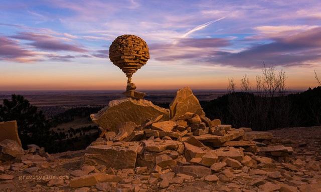 """Người nghệ sĩ kỳ diệu khiến những hòn đá cũng biết… """"thiền"""" - 16"""