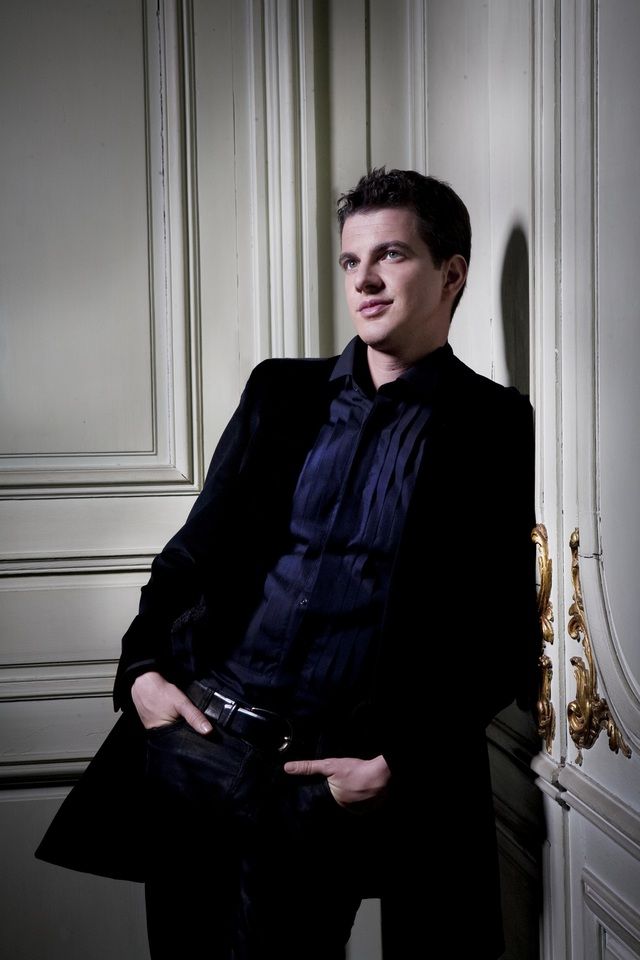 Ca sĩ người Pháp Philippe Jaroussky (38 tuổi)