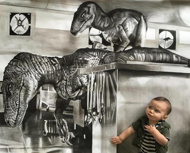 """""""Jurassic Park"""" (Công viên kỷ Jura - 1993)."""
