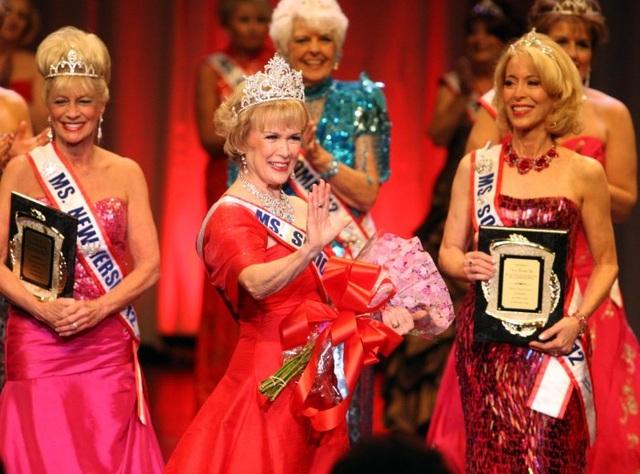 Cuộc thi Hoa hậu nơi các người đẹp đều ở tuổi… U60+ - 8