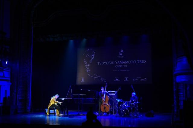 Huyền thoại nhạc Jazz Nhật Bản thăng hoa trên sân khấu Hà Nội - 4