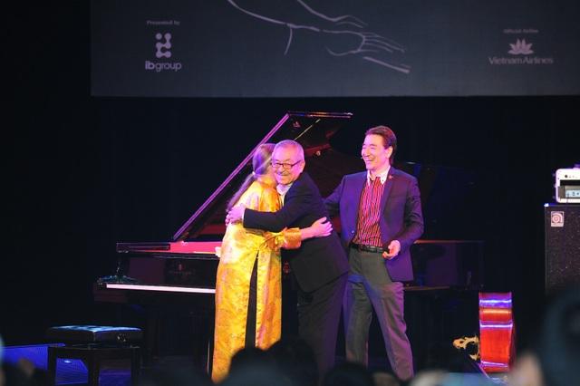 Huyền thoại nhạc Jazz Nhật Bản thăng hoa trên sân khấu Hà Nội - 5
