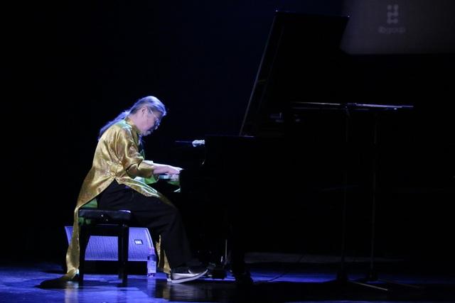 Huyền thoại nhạc Jazz Nhật Bản thăng hoa trên sân khấu Hà Nội - 7
