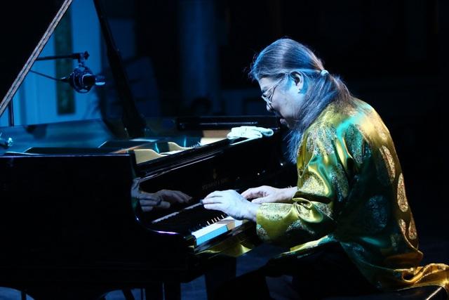 Huyền thoại nhạc Jazz Nhật Bản thăng hoa trên sân khấu Hà Nội - 8