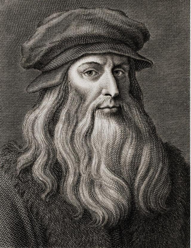 Leonardo da Vinci (1452-1519) là một danh họa người Ý, sống ở thời Phục hưng, ông sinh ra ở thành phố Florence - cái nôi của nghệ thuật Ý.