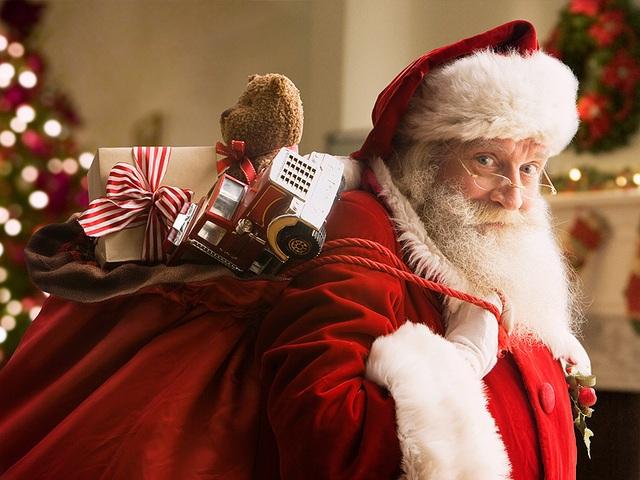 """Tâm sự của những """"ông già Noel"""" dịp Giáng sinh - 1"""