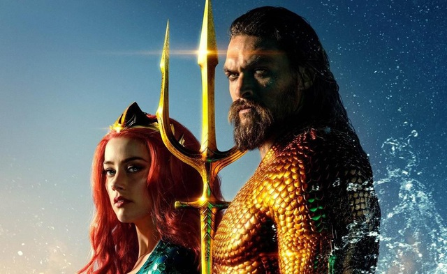 Vua biển cả Aquaman gia nhập câu lạc bộ tỷ đô - Ảnh 1.