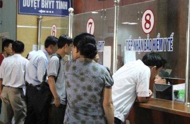 Người không có thẻ BHYT sẽ chịu mức viện phí mới (Ảnh minh họa: Duy Tuyên).