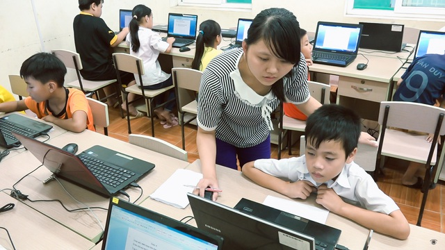 Samsung Hope School và cơ hội phát triển toàn diện hơn cho trẻ em nghèo Thái Nguyên - 3