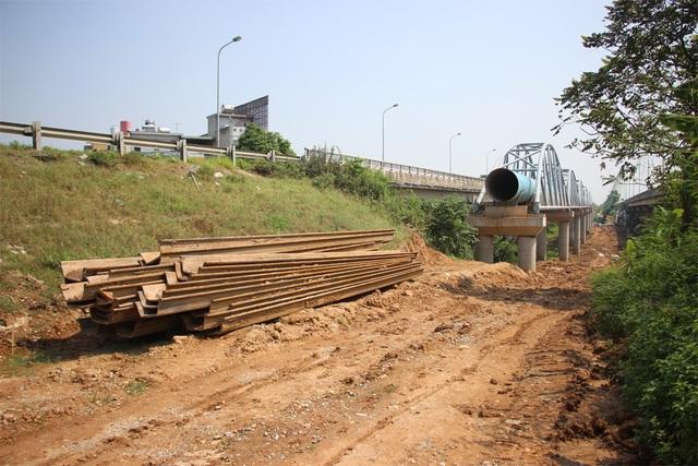 """Nước sạch sông Đà: Đường số 1 """"ốm yếu"""", đường số 2 dang dở - 4"""