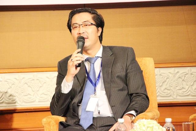 Ông Lưu Đức Cường nói về khó khăn, thách thức của Đề án phát triển đô thị Việt Nam ứng phó với BĐKH.