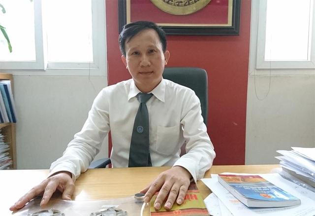 Luật sư Hoàng Văn Hướng: Không thể để hàng nghìn xe taxi ngoại tỉnh cứ lang thang kiếm khách ở Hà Nội.