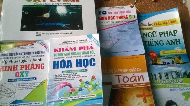 Một số tài liệu được chia sẻ trên trang Facebook trường THPT Trần Hưng Đạo Đắk Mil