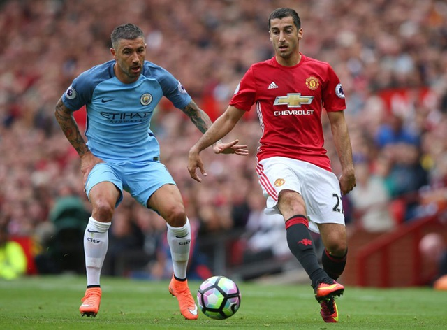Mkhitaryan muốn đá ở vị trí hộ công của Wayne Rooney
