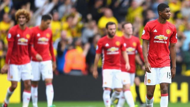 MU gặp vấn đề tâm lý kể từ sau thất bại trước Man City