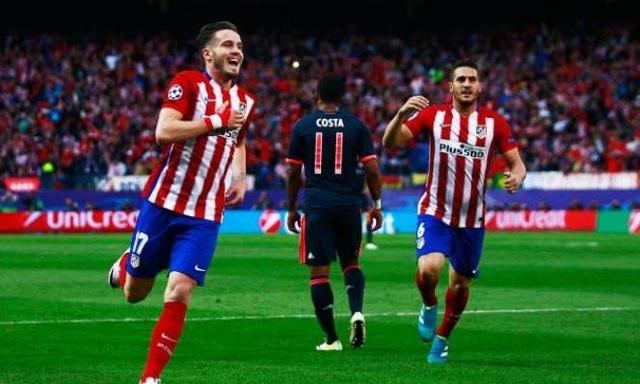 Atletico Madrid được xem là khắc tính của Bayern Munich