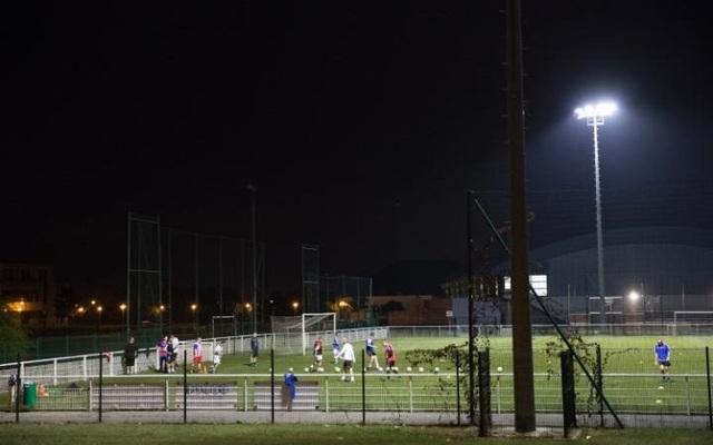 """Trung tâm đào tạo """"Stade Arsène Wenger"""" ở làng Duttlenheim"""