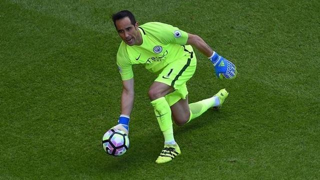 Bravo sở hữu tỷ lệ cản phá cao nhất Premier League