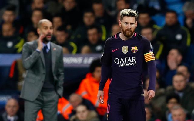 Messi nổi khùng vì bị chế nhạo sau trận đấu