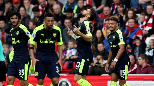 Arsenal sắp trải qua tháng 11 giông bão