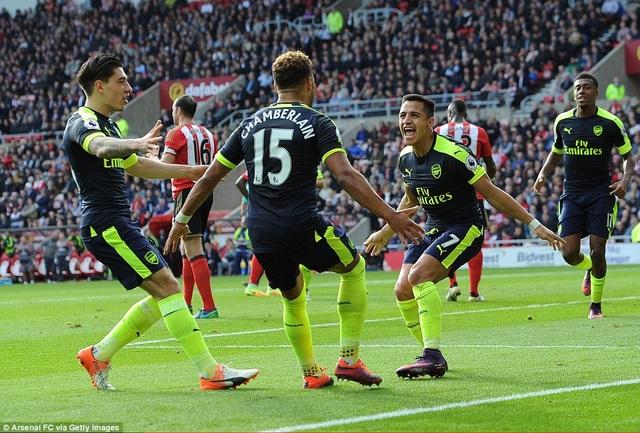 Liệu chăng, Arsenal có thể vượt qua giông bão?