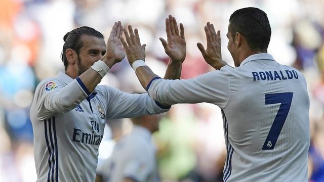 Sau Bale, C.Ronaldo đã đồng ý ký hợp đồng mới với Real Madrid