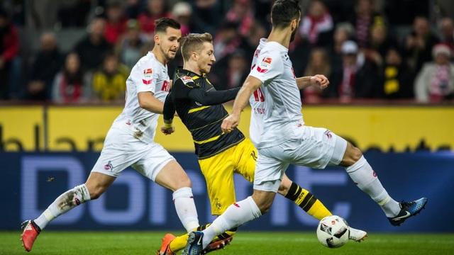 Marco Reus đưa Dortmund từ cõi chết trở về