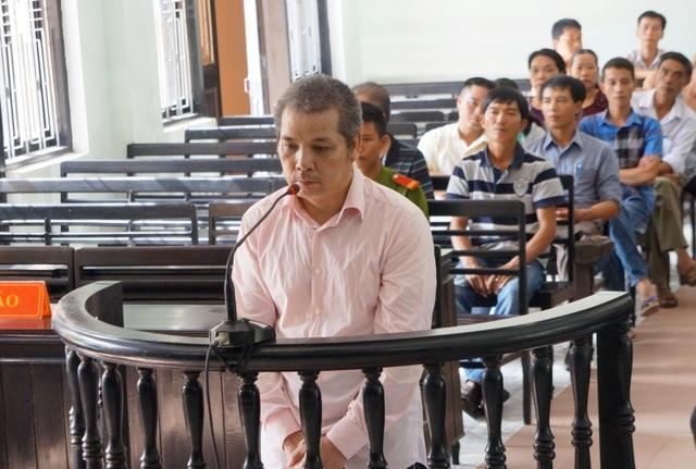 Nguyên Phó Bí thư phường Nguyễn Văn Tùng bị kết án 12 năm và bồi thường tiền tỷ cho các bị hại
