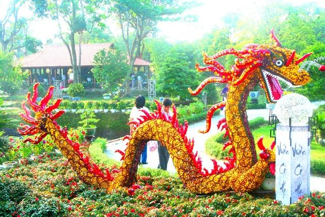 """Bài 2: """"Tuyệt tác"""" vườn Thượng uyển trong Kinh thành Huế - 17"""