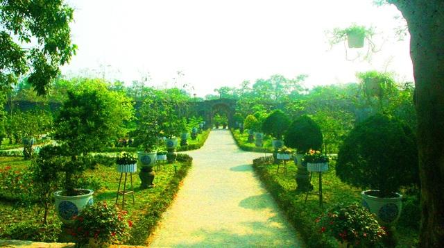 """Bài 2: """"Tuyệt tác"""" vườn Thượng uyển trong Kinh thành Huế - 11"""