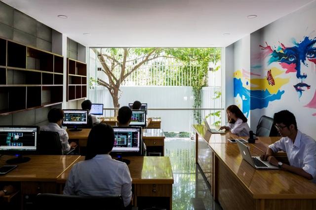 Các kiến trúc sư hi vọng rằng mô hình này có thể được áp dụng rộng rãi, nhằm mang lại không gian làm việc thân thiện và trả lại màu xanh cho thiên nhiên tại những thành phố lớn.