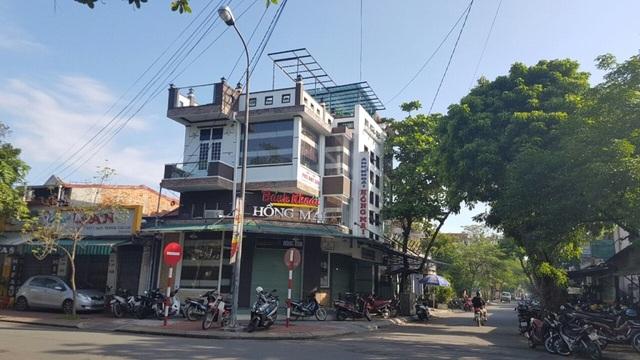 Đường Đinh Tiên Hoàng giao Nguyễn Biểu
