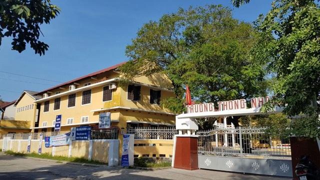 Trường THCS Thống Nhất