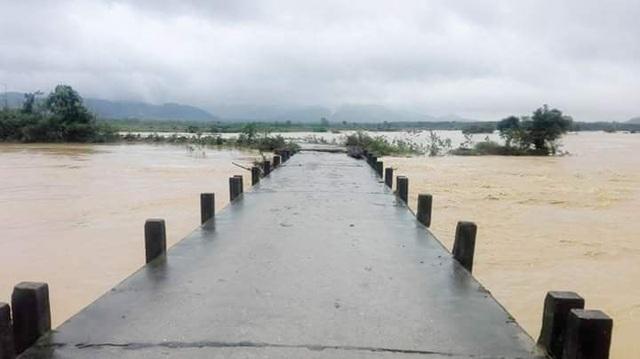 Đầu đường dẫn đến cầu A Sáp