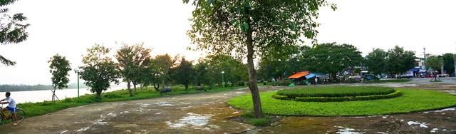 Sẽ dời các vườn tượng bị bỏ hoang ra dọc sông Hương - 13