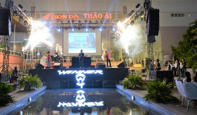 Honda Việt Nam đánh giá đây là sự kiện ra mắt dòng xe Winner hoành tráng nhất Việt Nam. Kết quả là nhiều sản phẩm đã được bán ra nhanh chóng trên thị trường với sự tin tưởng, hài lòng cao từ khách hàng.