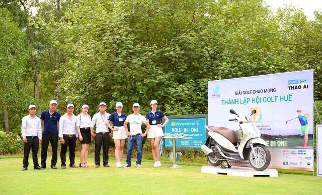 """Công ty Thảo Ái đồng hành cùng CLB Hue Golf tổ chức thành công giải Golf chào mừng thành lập Hội Golf Huế 2016 tại Laguna Resort, và là nhà tài trợ chính trong """"Đường chạy ánh sáng - phát tán sắc màu yêu thương"""" tại Khu Đô thị mới An Cựu City Huế..."""
