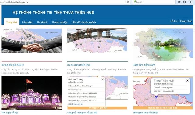 Nghiên cứu đẩy mạnh ứng dụng hệ thống thông tin địa lý - 2