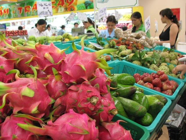 Xuất khẩu rau quả đã vượt qua kim ngạch của xuất khẩu Dầu thô, than đá